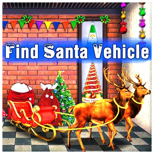 find santa vehicle walkthrough