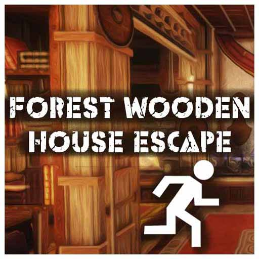 Forest Wooden House Escape1