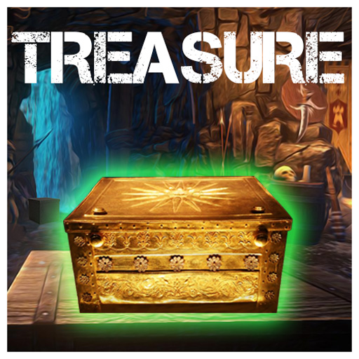 find the treasure in cave