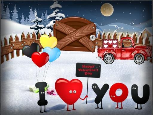 Valentine's Day Escape