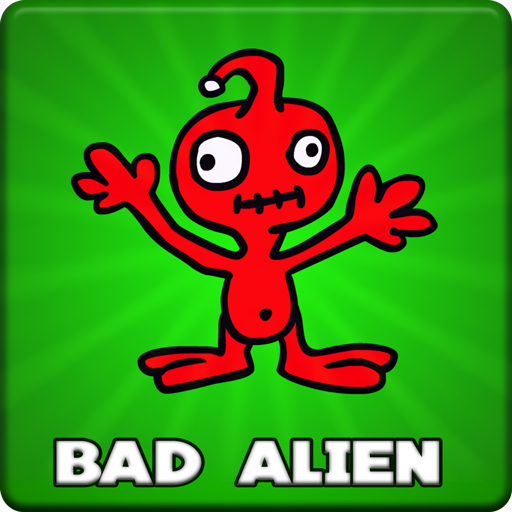 Bad-Alien-House-Escape