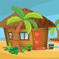 Beach Hut Escape Game