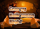 Creepy Halloween Night
