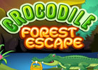 Crocodile Forest Escape Walkthrough