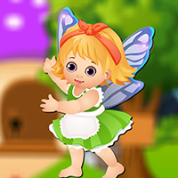 Cute Fairy Girl Escape