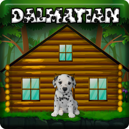Dalmatian-Puppy-Escape