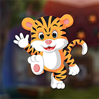 Dancing Tiger Rescue Game