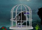 Dark Fantasy Crow