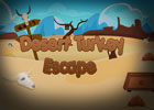 Desert Turkey Escape Walkthrough
