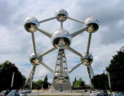Escape From The Atomium Building