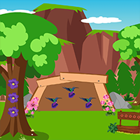 Escape The Adventure Forest Game