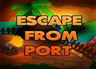 Escape From Port Walkthrough
