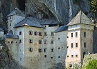 Escape From Predjama Castle