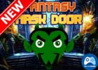 Fantasy Mask Door