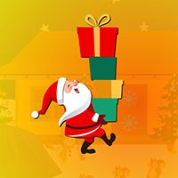 Find My Christmas Santa Gifts Game