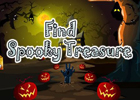 Find Spooky Treasure Walkthrough