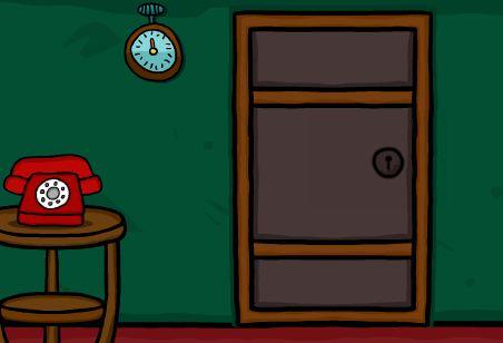 Escape From Wooden Villa