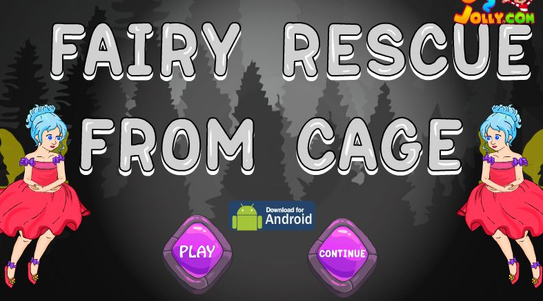 G2j-Fairy-Rescue-From-Cage