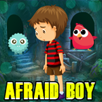Afraid Boy Escape