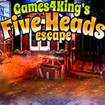 Five Heads Escape