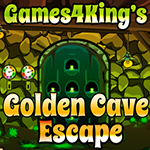 Golden Cave Escape