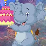 Birthday Elephant Escape