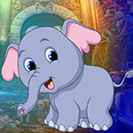 G4k Baby Elephant Rescue Game_p