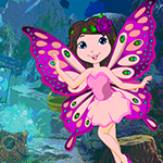 G4k Butterfly Angel Escape Game