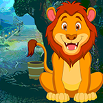 G4k Find Watching Lion Game