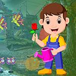 G4k Gardener Rescue Game_p