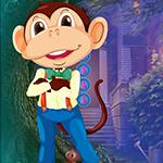 G4k Gentle Monkey Rescue Game_p