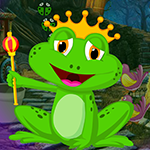 G4k King Frog Escape Game