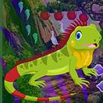 G4k Lizard Rescue Game