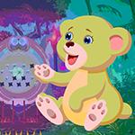 G4k Lovely Bear Rescue Game
