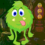 G4k Noxious Monster Escape Game