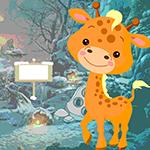 G4k Petite Giraffe Rescue Game