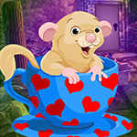 G4k Popping Lion Rescue Game_p