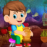 G4k-Pottery-Boy-Rescue-Game-Image