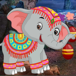 G4k Temple Elephant Escape Game