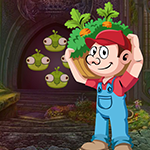 G4k Vegetable Man Rescue Game_p