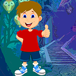 G4k Winner Boy Rescue Game