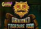 Games4Escape Abandoned Treasure Room Escape
