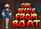 Games4escape Girl Rescue From Boat