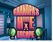 Grandpa's House Escape