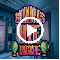 Grandpa's House Escape Walkthrough