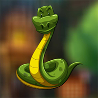 Green Snake Escape