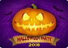 G4E Halloween Party Escape 2018