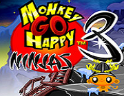Monkey Go Happy Ninjas 3