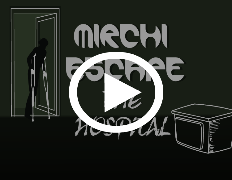 Mirchi Escape The Hospital Walkthrough