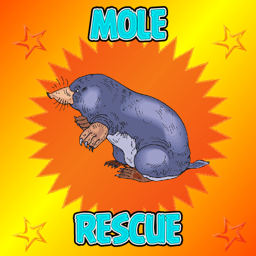 Mole-Rescue-From-House